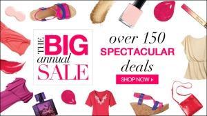 big annual sale
